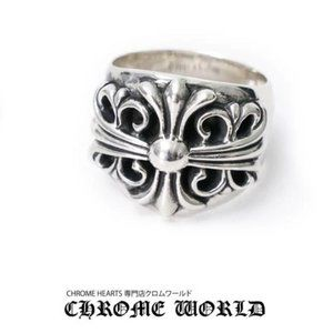 100% 100%Authentic Chrome Hearts KEEPER RING